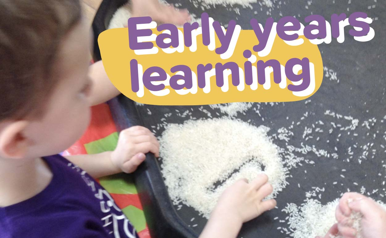 early years learning